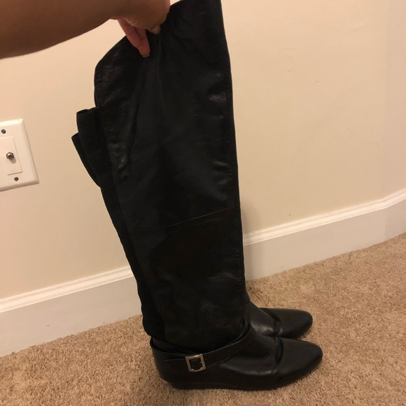 065bbe8afe43 Chinese Laundry Shoes - Over the knee wide calf boots